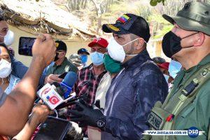 Omar Prieto desde Isla de Toas: «17 casos sospechosos de coronavirus fueron descartados en el Zulia»
