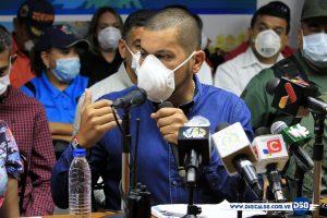 Omar Prieto llama a reflexionar ante presencia de COVID-19 en Zulia