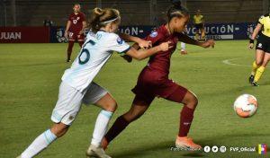 Venezuela y Argentina no se hicieron daño en el Sudamericano Sub-20