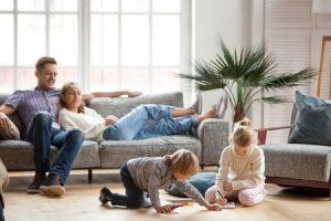 Relaciones familiares en tiempos de cuarentena
