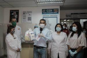 Alcaldía de Maracaibo recuperó CDI Zapara para atender emergencias y enfrentar el COVID-19