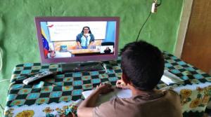 Nicolás Maduro: «no vuelven los muchachos a clases»; terminarían el año escolar por internet