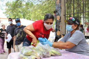 Más de 40 mil familias maracaiberas se han beneficiado con la «Ruta del Plátano» durante la cuarentena