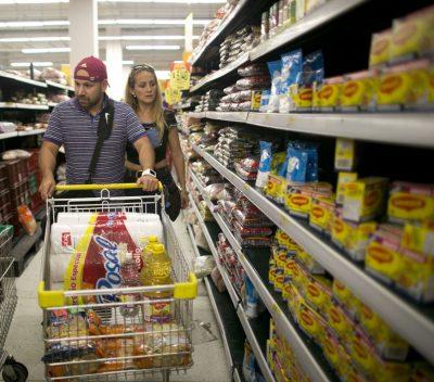 Lista  extraoficial de precios acordados en bolívares y petros