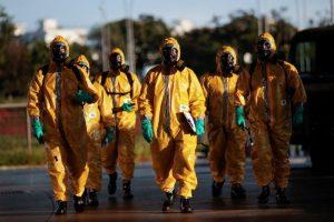 Brasil rompe récord de muertos en un día por coronavirus, fallecidos se acercan a los 1.000