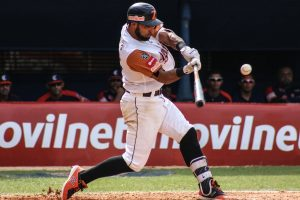 Alí Castillo: «en el béisbol hay que correr con suerte»