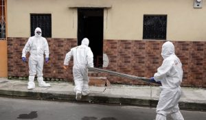 Ascienden a 4.965 los contagios y a 272 los decesos por COVID-19 en Ecuador