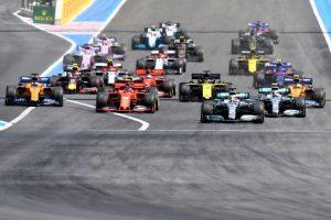 La Fórmula 1 planea comenzar la temporada en Austria en julio