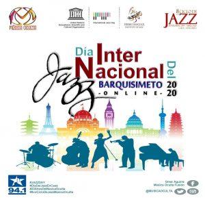 Día Internacional del Jazz Barquisimeto 2020 —en linea—