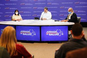 Nicolás Maduro: «hoy tenemos 13 nuevos casos en Nueva Esparta»
