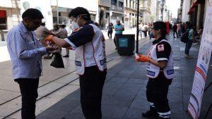 México acumula 449 muertes por coronavirus, casos se elevan a 5,847