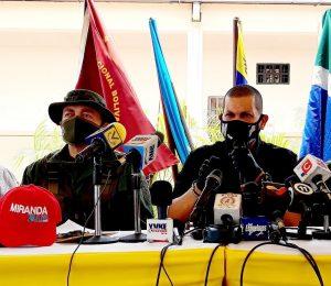 Gobernador Omar Prieto informó que en el Zulia no se presentan nuevas incidencias sobre el COVID-19