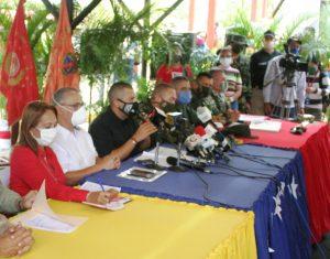 300 venezolanos serán recibidos desde Colombia anunció el gobernador Omar Prieto