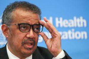 OMS dice que no ha ocultado nada a EEUU en crisis por coronavirus