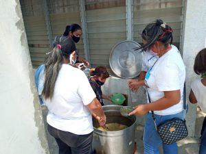 #Maracaibo: La «Olla solidaria» lleva esperanza al sector Ziruma