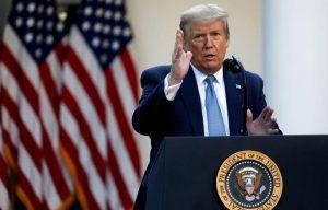 Trump amenaza con forzar receso del Congreso de EEUU