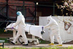 Muertos por coronavirus EEUU superan los 14.600, la segunda mayor cifra mundial detrás de Italia: conteo Reuters