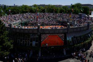 Roland Garros no excluye un torneo a puerta cerrada