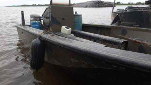 FANB incauta lanchas de combate de la Armada Colombiana en el río Orinoco
