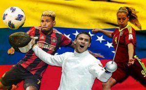 Atletas Venezolanos serian repatriados por Mindeporte