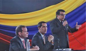 Guaidó recibe respaldo de los Diputados para establecer Gobierno de Emergencia Nacional