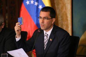 Cancillería venezolana acusa nuevamente a Bachelet de emitir un informe sesgado