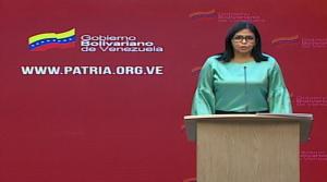 Rodríguez: «ocho nuevos casos de coronavirus en el país»