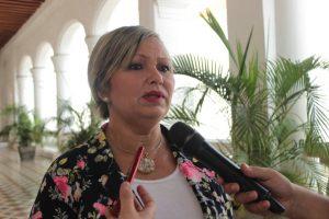 Damelis Chávez: «Queda suspendido todo tipo de aumento o reajuste a las mensualidades»