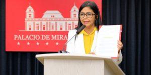 Rodríguez: Seis nuevos casos de COVID-19 para llegar a 367 en Venezuela
