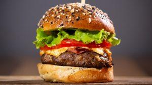 Celebramos el día internacional de la hamburguesa en cuarentena