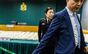 Hong Kong incauta 217 kilos  de droga en un avión procedente de Ecuador