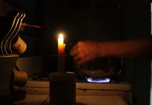 Apagón eléctrico afecta a la ciudad de Valencia la noche de este lunes