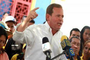 Guardia Nacional trató de impedir el acceso de Juan Pablo Guanipa a El Tigre