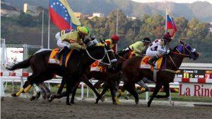 Resultados en el Hipódromo La Rinconada este 13 de diciembre
