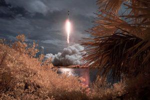 SpaceX y la NASA abre la puerta al turismo espacial