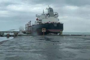 Ya está en Barbados el primer tanquero iraní que vendrá  a Venezuela