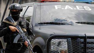 FAES disuelve protesta en Táchira con violencia