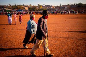 Casos confirmados de la COVID-19 en África superan los cinco millones, según CDC de África
