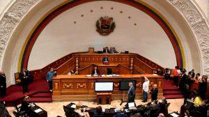 Asamblea Nacional declara ilegal entrega del Gobierno Nacional del Centro Refinador Paraguaná al gobierno de Irán