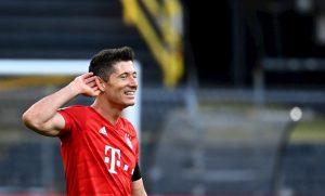 Bayern Munich venció 1-0 al Borussia Dortmund y lidera con tranquilidad en la Bundesliga