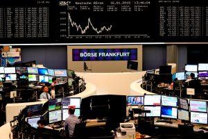 La bolsas europeas comienzan la sesión con ganancias moderadas