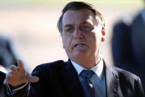Bolsonaro enviará soldados para combatir incendios y deforestación Amazonas