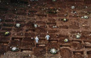 Brasil supera los 10.000 muertos por COVID-19 tras sumar otros 730