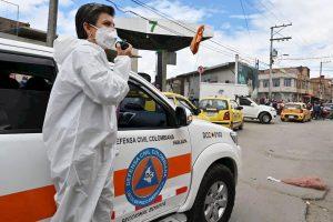 Colombia confirma 568 casos nuevos de COVID-19 y llega a 11.063 contagiados