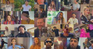 Más de 30 artistas lanzan versión de «Color Esperanza» contra el COVID-19