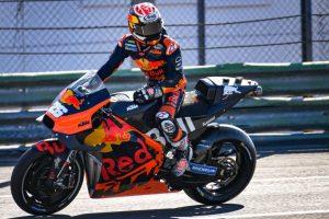 (#MotoGP) KTM será el primer equipo en volver a los entrenamientos