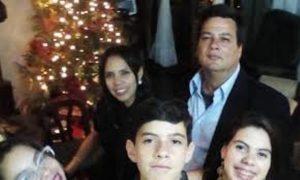Responsabilizan al FAES del secuestro Vicente Borjas y su familia