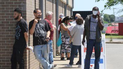 Ya son 33 millones de estadounidenses desempleados por pandemia