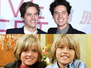 Así lucen los gemelos Zack y Cody en la actualidad