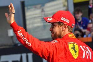 Vettel dejará Ferrari al final de la temporada 2020